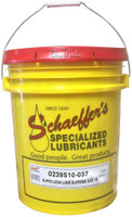 Schaeffer's 239S Super Lube Supreme is a premium high performance para-synthetic fluid. Blended into the para-synthetic base oils and the highly specialized additive package is Micron Moly®  that is specially formulated to provide superior protection and performance. SAE 10. 37 lbs.