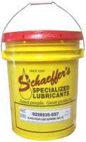 Schaeffer's 239S Super Lube Supreme is a premium high performance para-synthetic fluid. Blended into the para-synthetic base oils and the highly specialized additive package is Micron Moly®  that is specially formulated to provide superior protection and performance. SAE 30. 37 lbs.