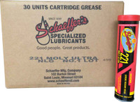 Schaeffer 02212-029 Moly Ultra EP Grease NLGI #1 or #2 (30-Tubes)