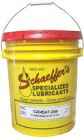 Schaeffer 0204SAT-038 All-Trans Supreme® Full Synthetic ATF (38-Lbs pail)
