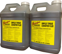 Schaeffer's 115  Simplex Torque Converter Fluid is a universal extreme pressure torque converter fluid designed for use in most farm and industrial tractors. 2x2.5 gallons