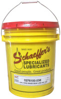 Schaeffer 0276100-038 Synthetic Food Grade Gear Lube H-1 ISO 100 (38-Lbs pail)