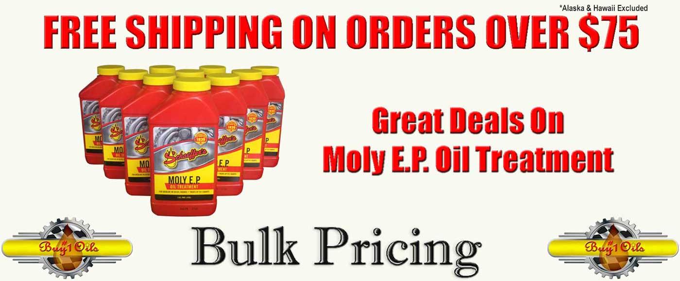 Buy Schaeffer Moly E.P. Oil Treatment