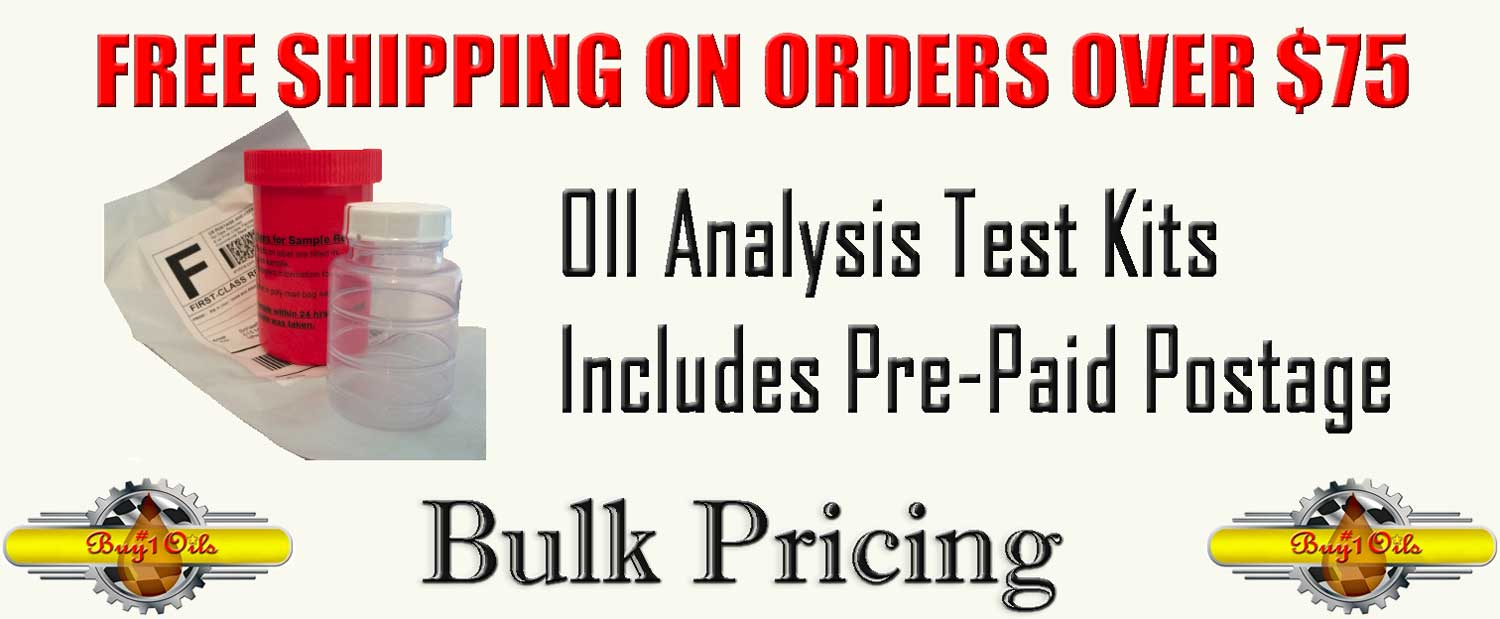 Oil Analysis Test Kits