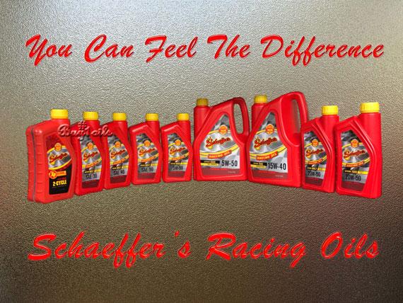 Buy1oils sells Schaeffer's Racing Oils