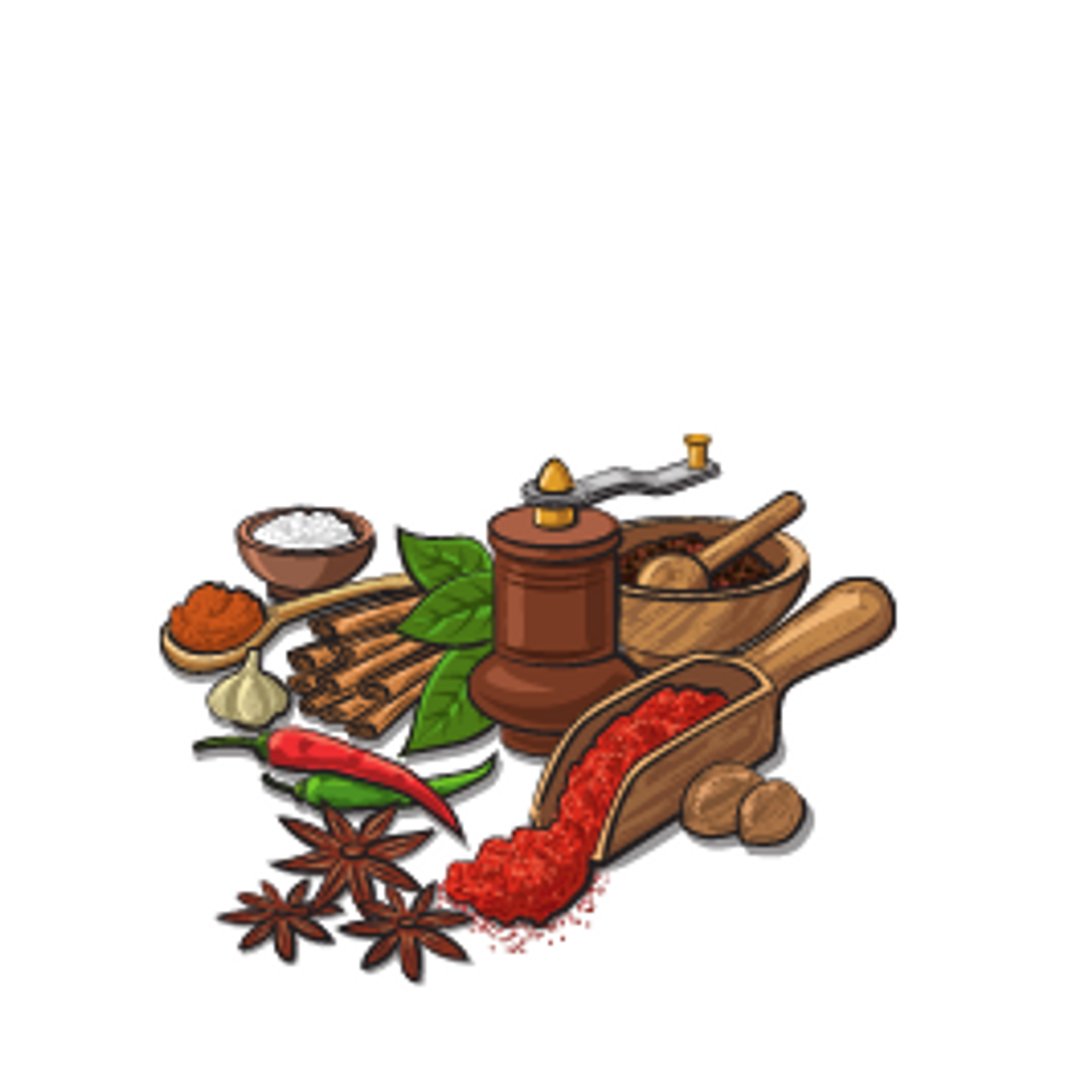 SPICES & SEASONINGS (INCL. DRIED HERBS)