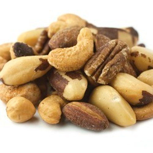Roasted No Salt Mixed Nuts