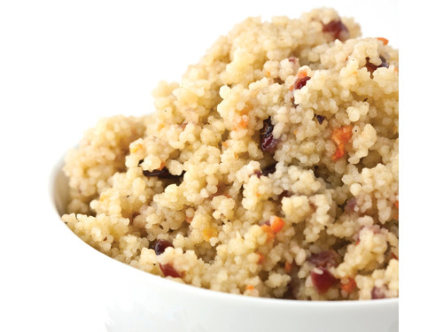 Natural Whole Wheat Couscous With Cranberries