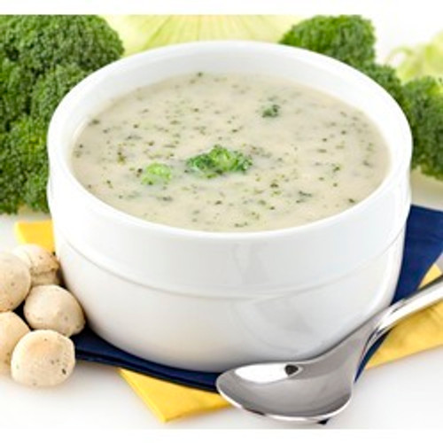 Home Style Cream of Broccoli Soup