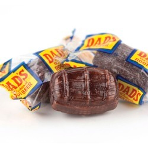 Dad's Wrapped Root Beer Barrels