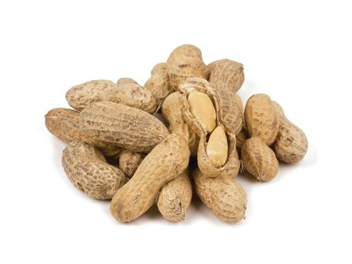 Peanuts In Shell Roasted No Salt