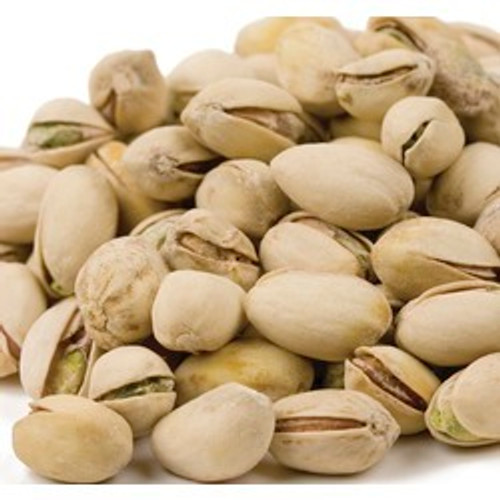Natural Roasted No Salt Pistachios