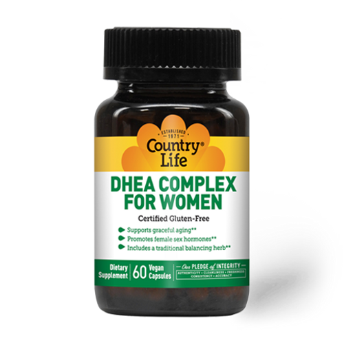 Dhea Complex For Woman 60 CAPS