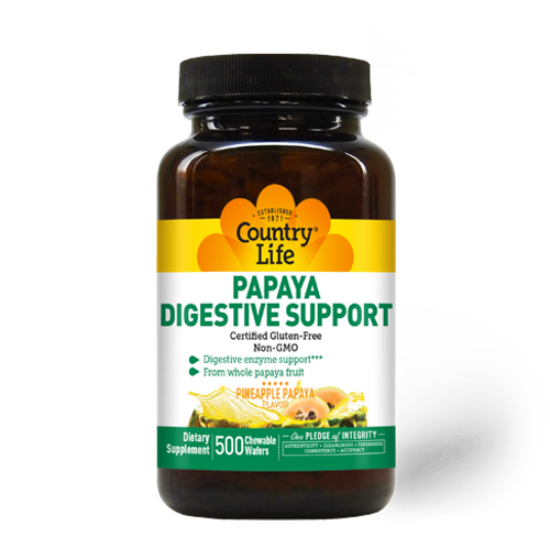 Papaya Digestive Support 500