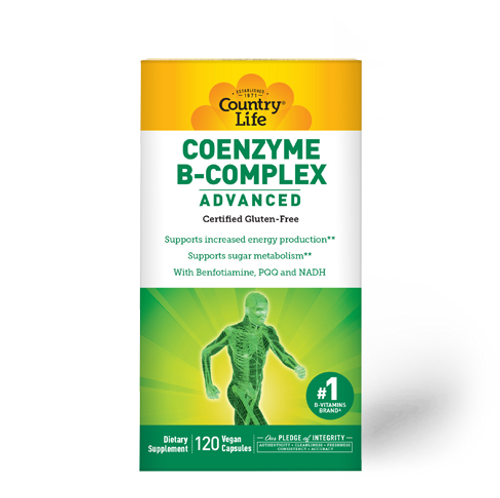 Coenzyme B Complex Advanced