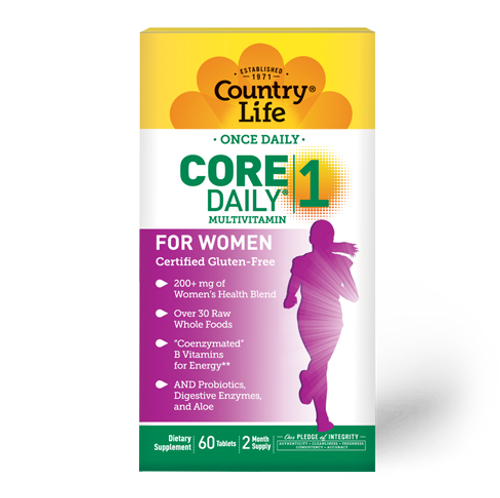 Multi-Vitamin Core Daily 1 Women's