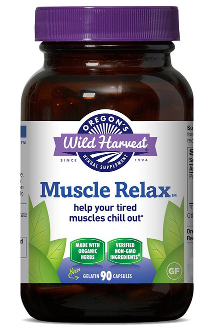 Muscle Relax, Organic