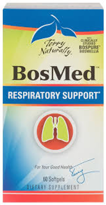 Terry Naturally Bos Med Respiratory Support