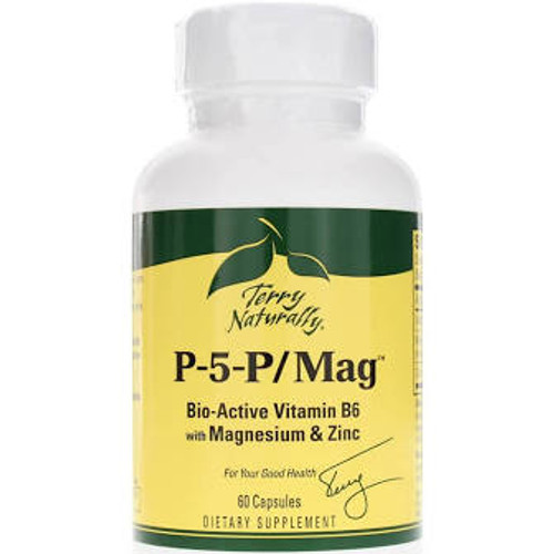 P-5-P/Mag Bio Active Vitamin B6 with Magnesium & Zinc