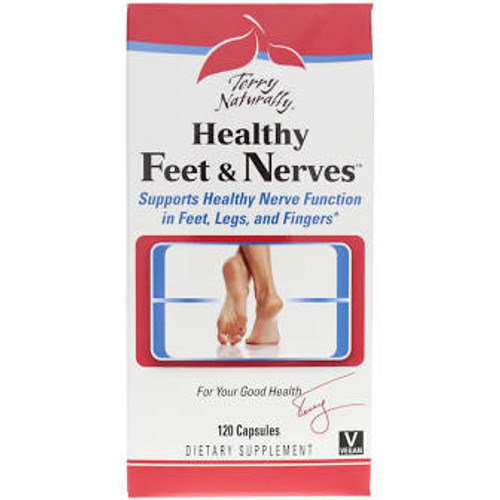 Healthy Feet and Nerves (120 Capsules)