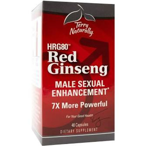 Red Ginseng Male Sexual Enhance