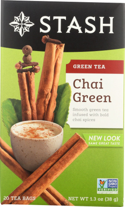 Stash Chia Green Tea