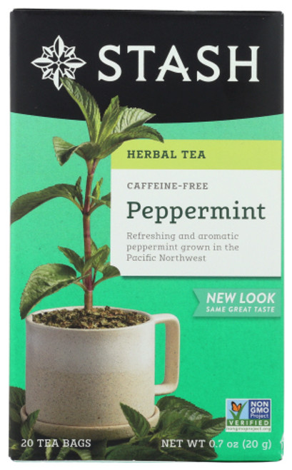 Stash Peppermint Tea (Caffeine-Free)