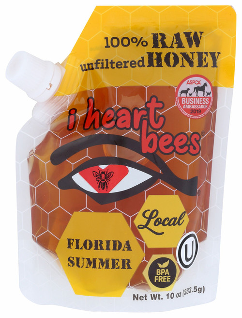 Summer Blend Honey 10 OZ
