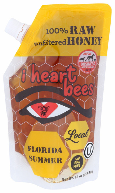 Summer Blend Honey 16OZ
