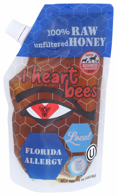 Florida Allergy Honey 16 Oz