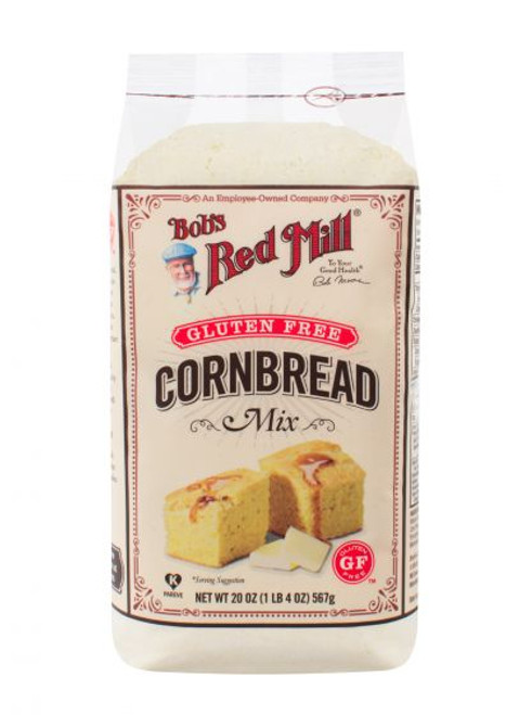 Bobs Red Mill GF Cornbread Mix