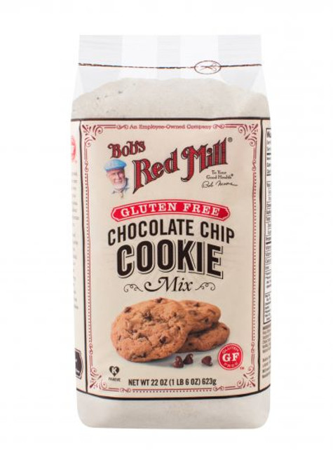 Bobs Red Mill GF Chocolate Chip Cookie Mix