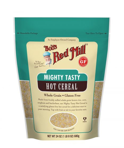 Bobs Red Mill Gluten Free Mighty Tasty Hot Cereal