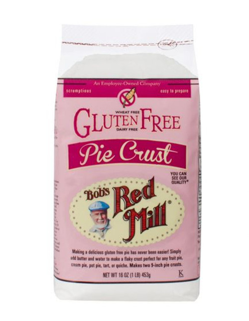 Bobs Red Mill GF Pie Crust Mix 16 Oz