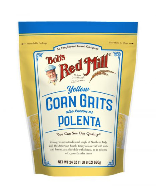 Bobs Red Mill Corn Grits Ground Polenta