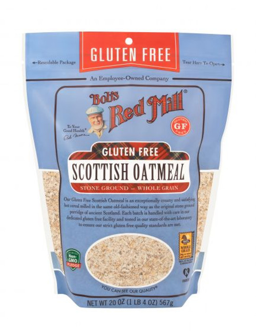 Bobs Red Mill Scottish Oatmeal GF