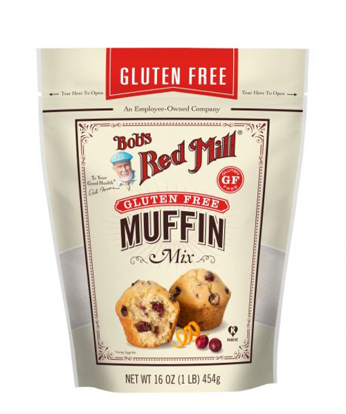 Bobs Red Mill Muffin Mix GF