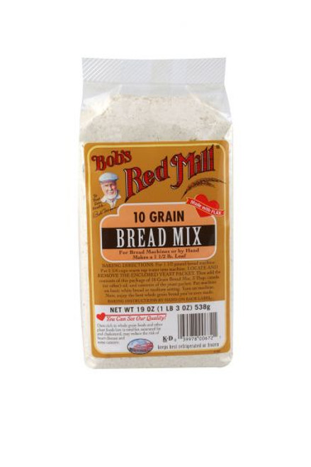 Bobs Red Mill 10 Grain Bread Mix