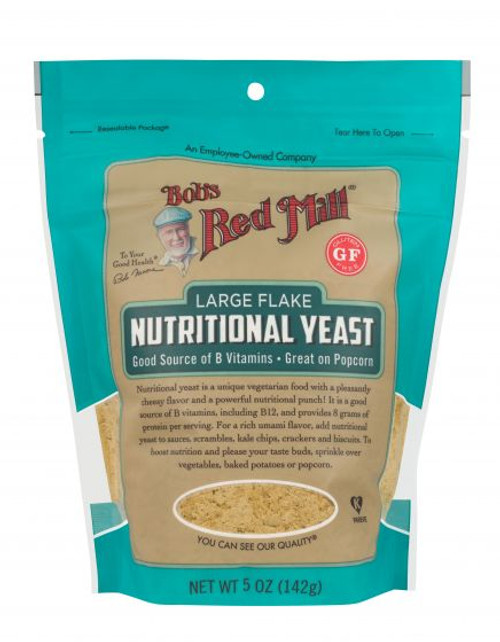 Bobs Red Mill Nutritional Yeast 5OZ