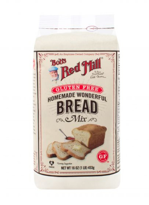 Bobs Red Mill GF Homemade Bread Mix