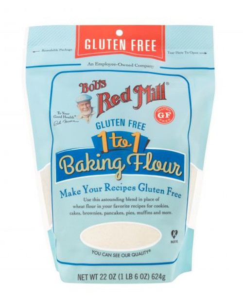 Bobs Red Mill GF Baking Flour 1 To 1 (2LBS)