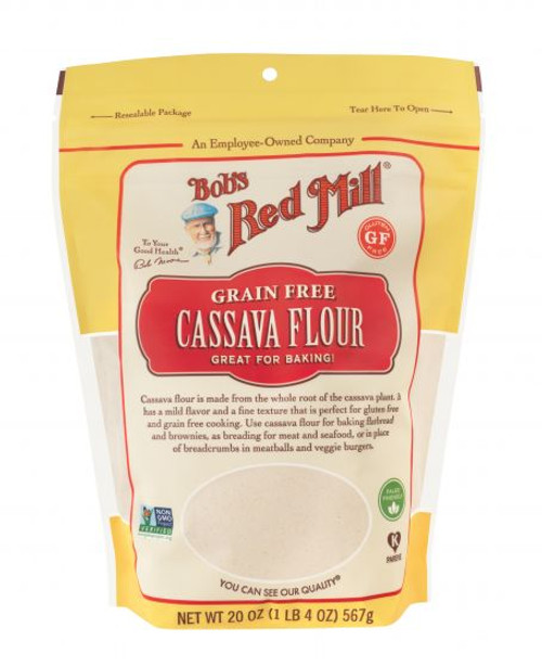 Bobs Red Mill Cassava Flour (2lb)