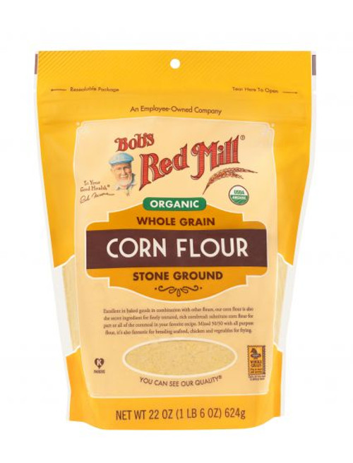 Bobs Red Mill Corn Flour Organic