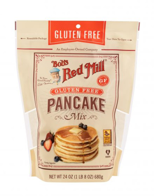 Bobs Red Mill Pancake Mix GF