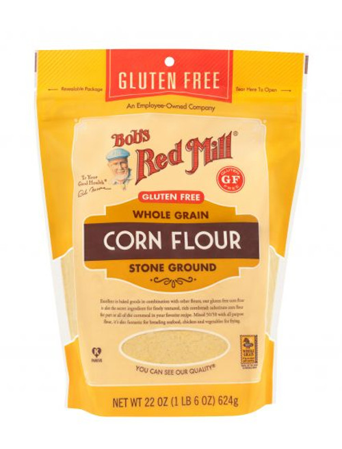Bobs Red Mill Corn Flour GF