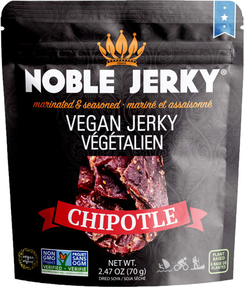 Noble Vegan Jerky - Chipotle
