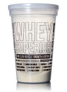 Whey Superior™ Sample Pack (3 cups)