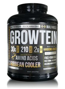 Growtein™ Lean Mass Gainer - Apple Pie & Caribbean Cooler