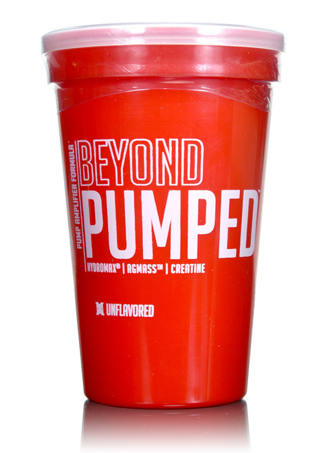 BEYOND PUMPED™ Sample Pack (2 cups)