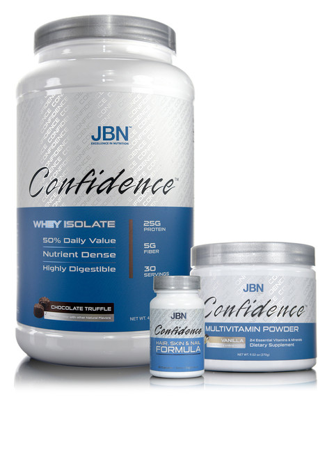 The Confidence Stack